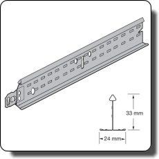 Álmennyezeti sin System_S kereszttartó 120 cm.