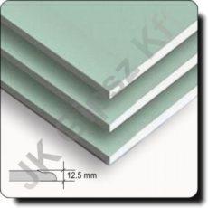 Rigips Impregnál gipszkarton építőlemez 12,5 mm vtg.