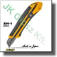 Behúzható pengéjü kés Olfa XH-1 25 mm pengével