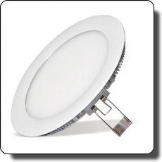 álmennyezeti ledlámpa 12 wattos