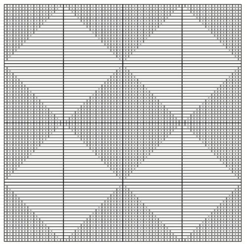 Armstrong design graphis mix a 1 variáció