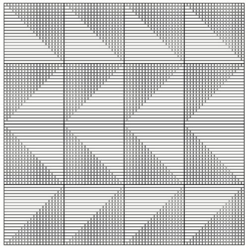 Armstrong design graphis mix a 2 variáció