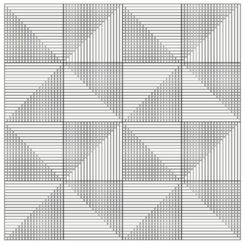Armstrong design graphis mix a 3 variáció