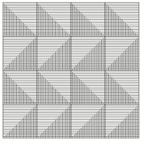 Armstrong design graphis mix a 4 variáció