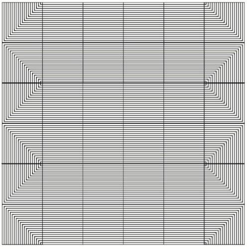 Armstrong design graphis diagonal és linear 2 var