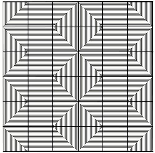 Armstrong design graphis diagonal és linear 3 var