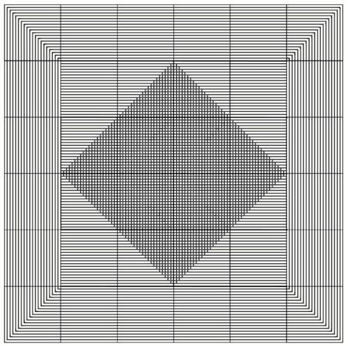 Armstrong design graphis diagonal, linear, mixA