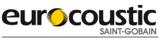 Saint-gobain Euroacoustic álmennyezeti rendszerek gyártójának logója