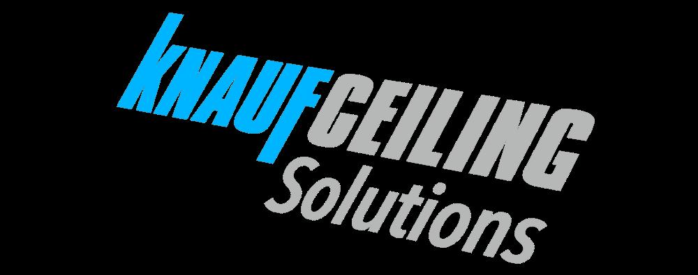Knauf ceiling solution logo